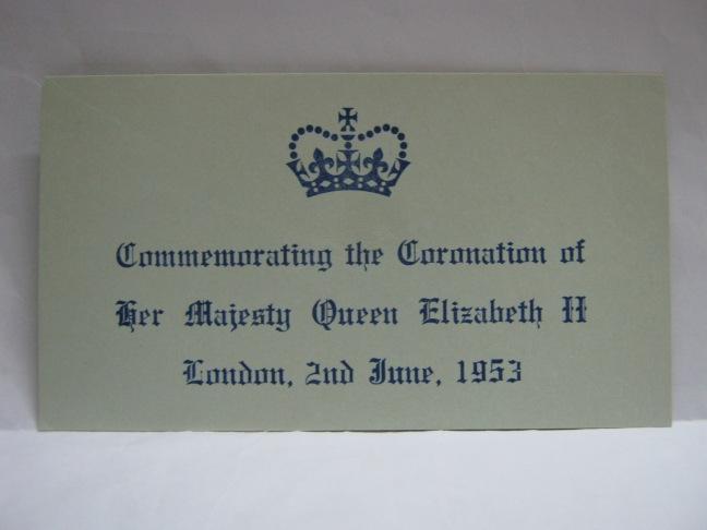 19530602 Coronation