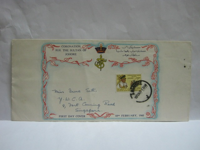 19600210 Singapore Coronation Johor