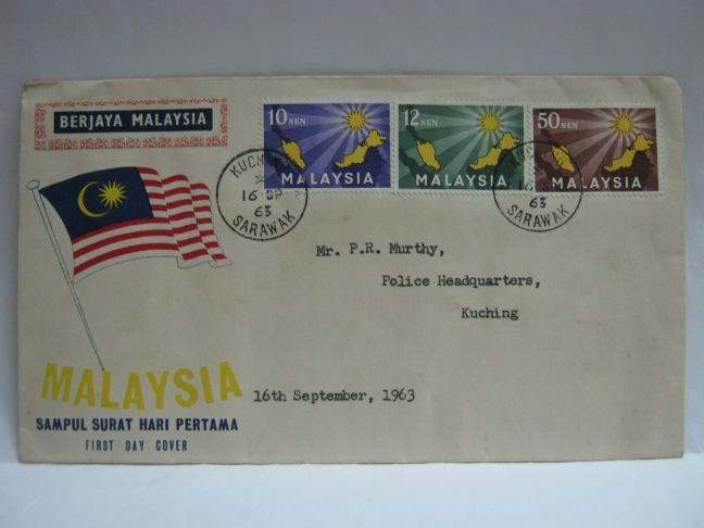 19630916 Kuching Malaysia