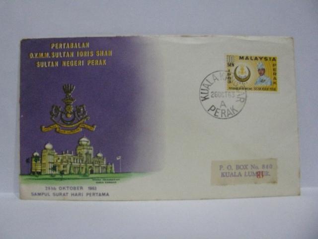 19631026 Kuala Kangsar Coronation Perak