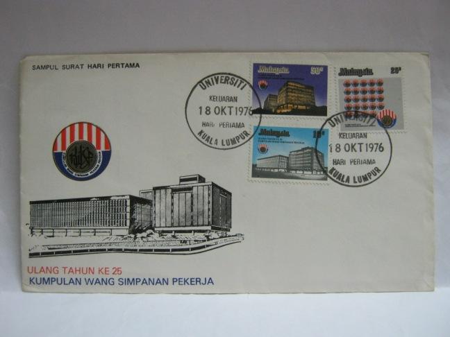 19761018 Universiti 25 Years EPF
