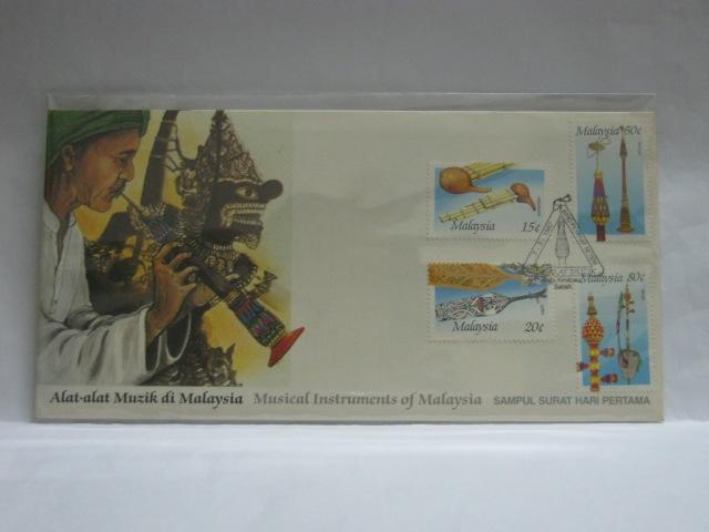 19870307 Kota Kinabalu Musical Instruments