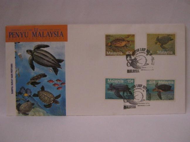 19901117 Kota Kinabalu Malaysian Turtles
