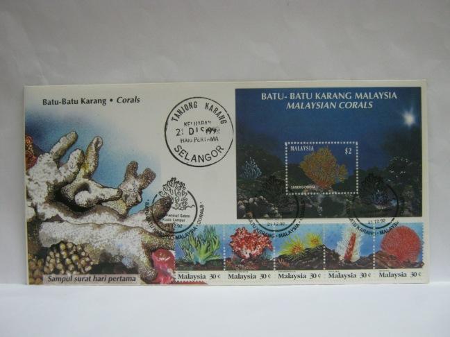 19921221 KL Tanjong Karang Corals
