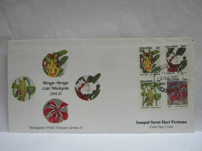 19930802 Tanah Rata Wild Flowers Series 2