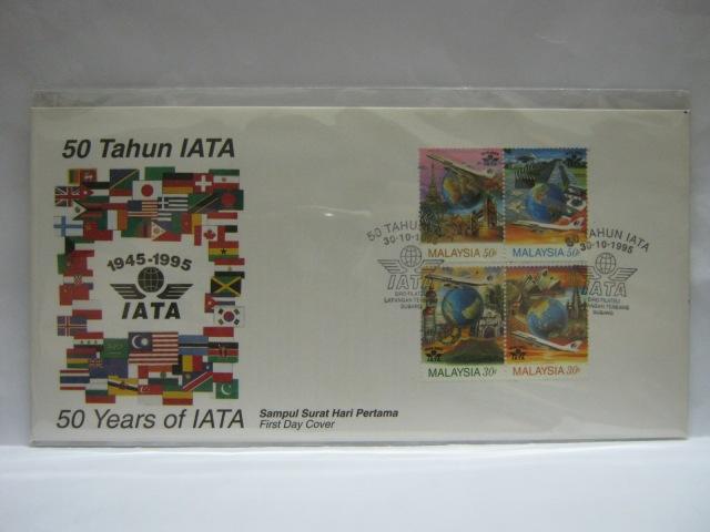 19951030 Subang 50 Years IATA