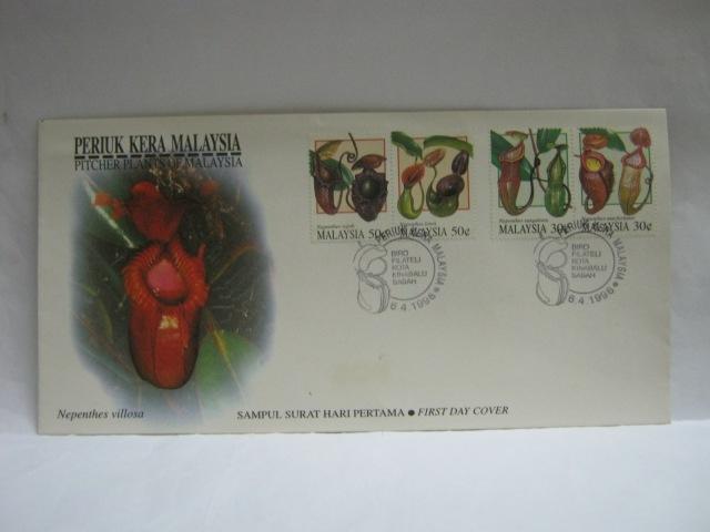 19960406 Kota Kinabalu Pitcher Plants
