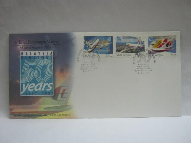 19970402 Subang 50 Years Aviation