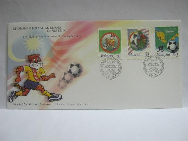 19970616 Alor Setar Youth Football