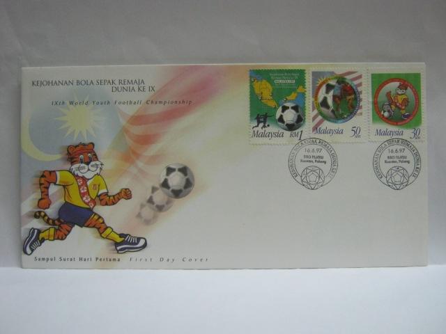 19970616 Kuantan Youth Football
