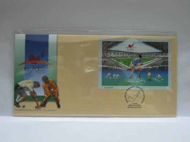20020102 KL KL 2002 KL Hockey World Cup