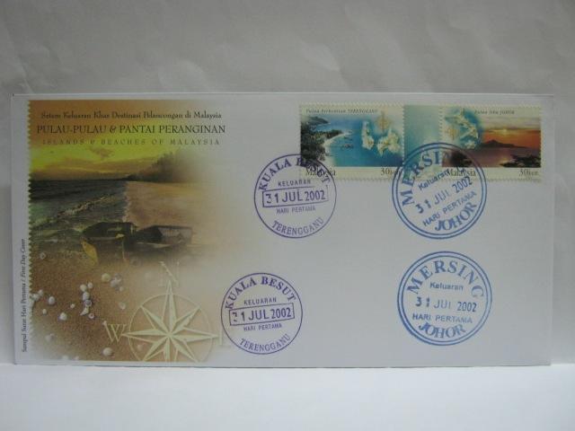 20020731 Kuala Besut Mersing Islands and Beaches