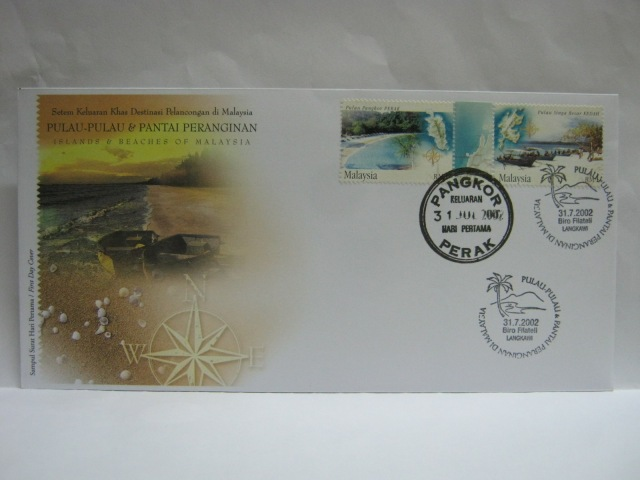 20020731 Pangkor Langkawi Islands and Beaches