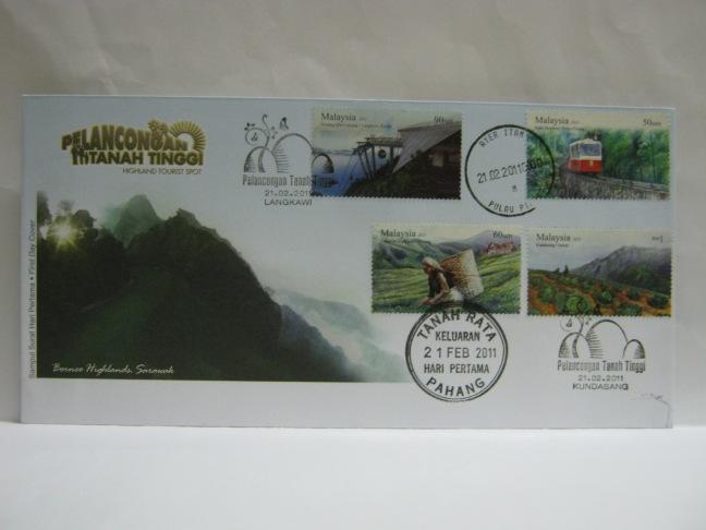 20110221 Ayer Itam Tanah Rata Langkawi Kundasang Highland Tourist Spot