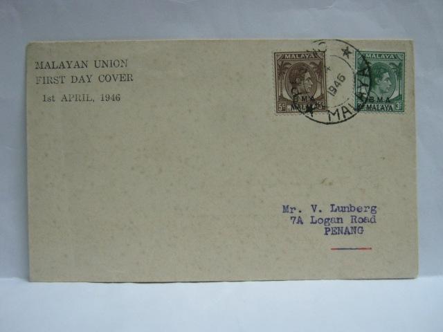 19460401 Penang Malayan Union