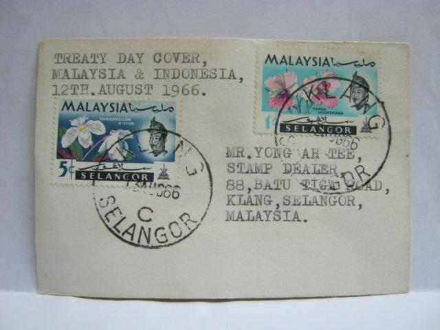 19660812 Klang Malaysia Indonesia Treaty