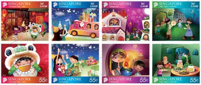 Singapore Festivals 2012