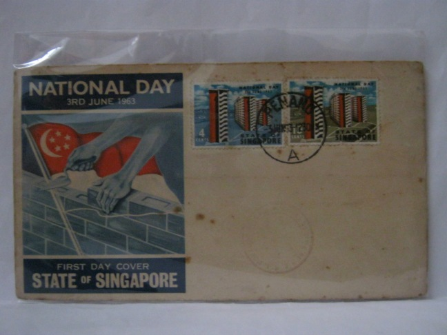 19630603 Penang Singapore National Day