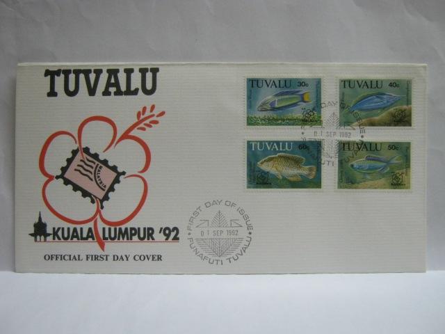 19920901 Funafuti KL 92