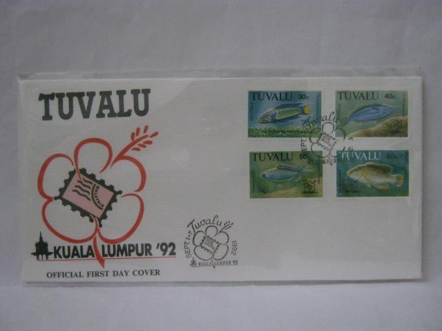 19920901 Tuvalu KL 92