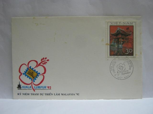 19920901 Vietnam KL 92