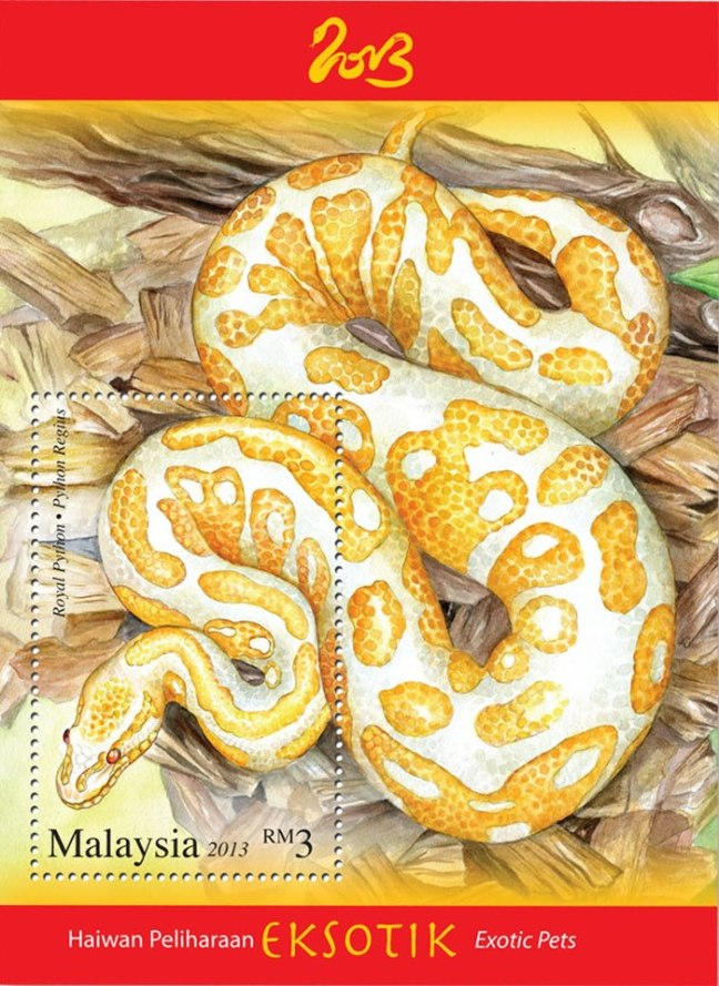 Exotic Pets RM 3 MS