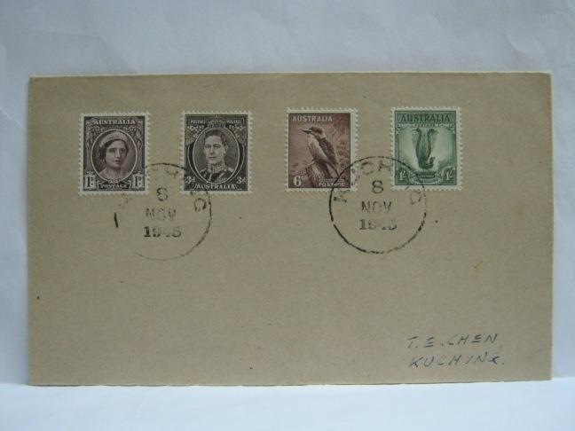 19451108 Kuching Australia