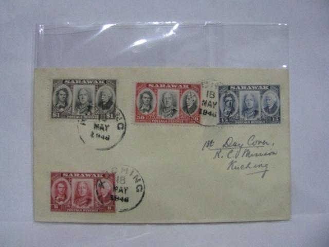 19460518 Kuching Sarawak Centenary