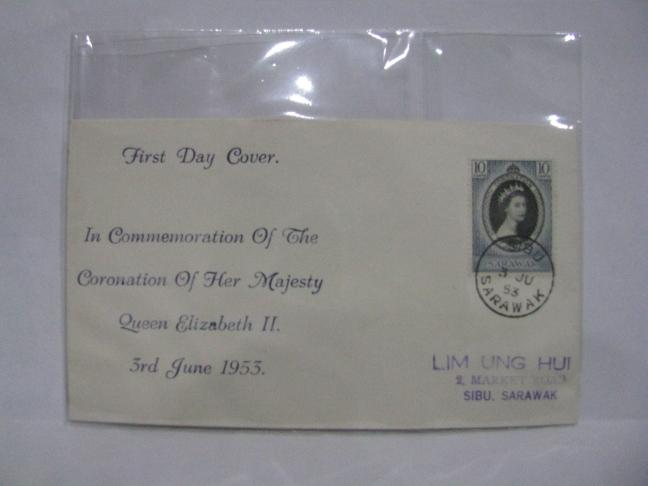 19530603 Sibu Coronation