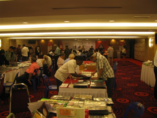 PSM Auction Tri-nation Malaysia