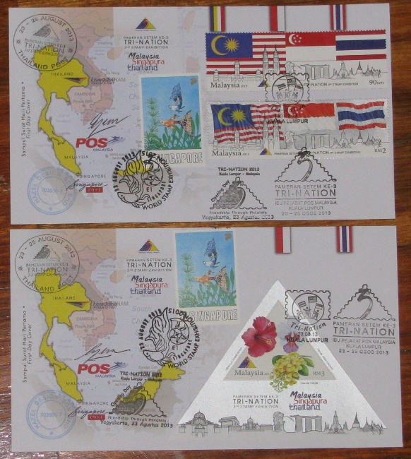 Tri Nation Set FDC