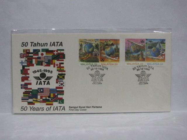 19951030 KL 50 Years IATA