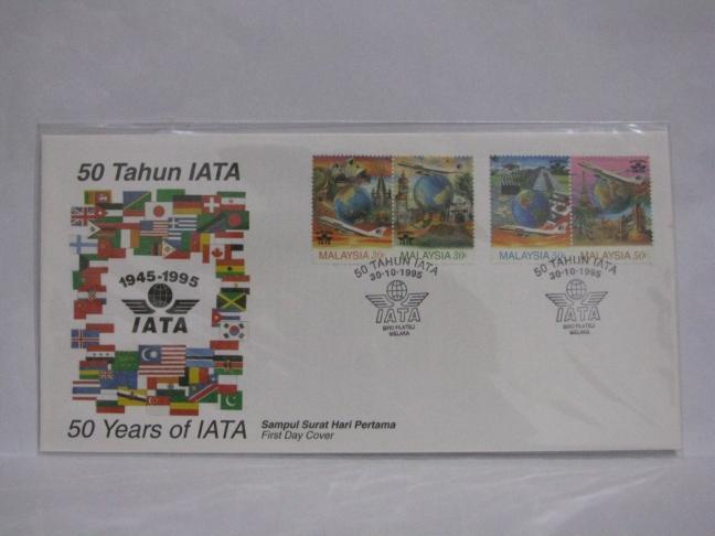 19951030 Melaka 50 Years IATA