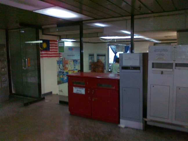 RHB Mail Centre