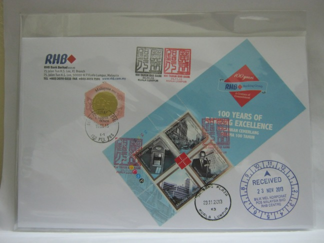 20131123 KL Sg Wang RHB 100 Years Banking RHB