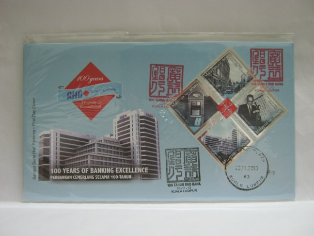 20131123 KL Sg Wang RHB 100 Years Banking
