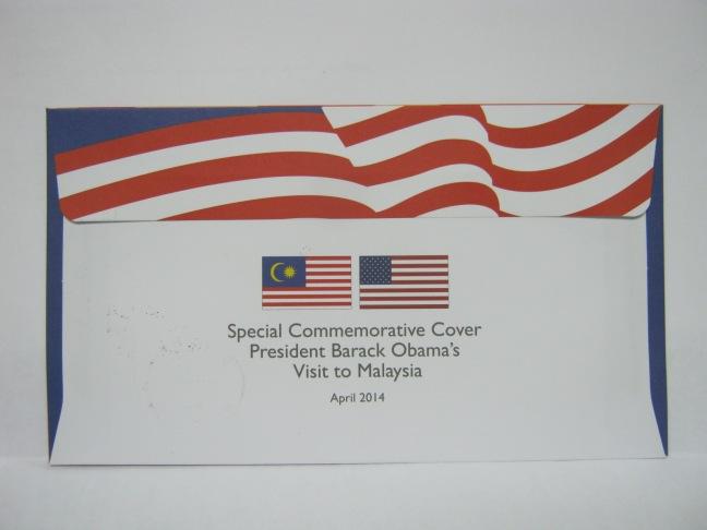 20140426 KL Obama Visit Missing Pos Malaysia logo
