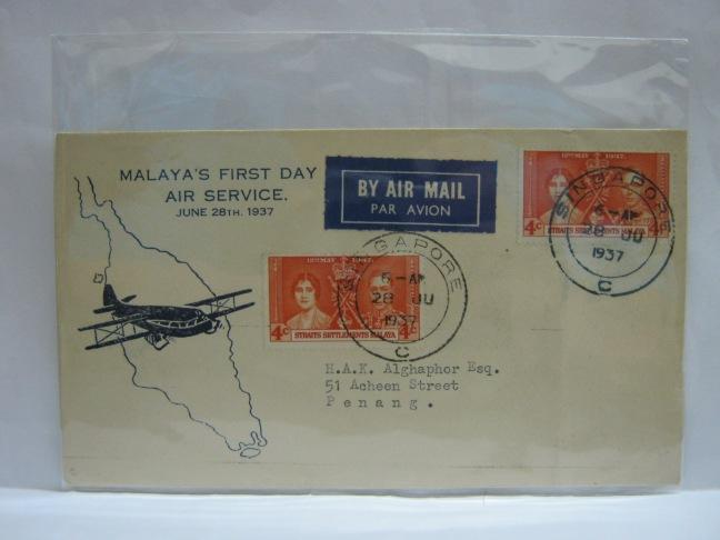 19370628 WAS Singapore - Penang