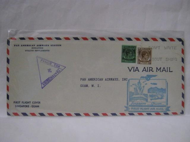 19410510 PAA Singapore - Guam