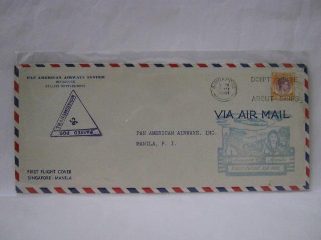 19410510 PAA Singapore - Manila