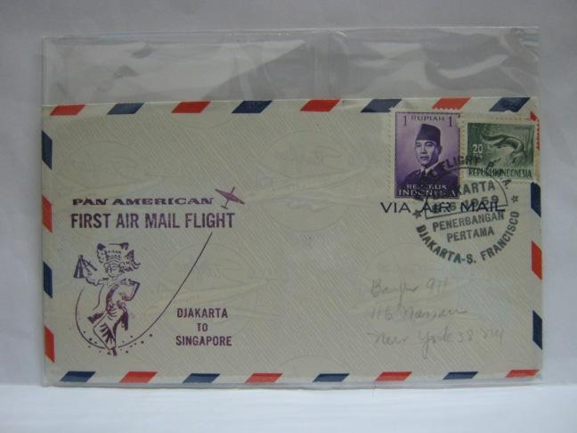 19590605 PAA Jakarta - Singapore