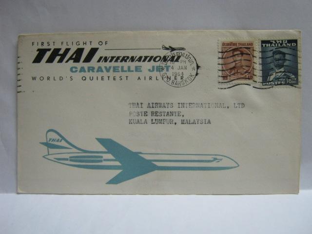 19640104 TG Bangkok - KL