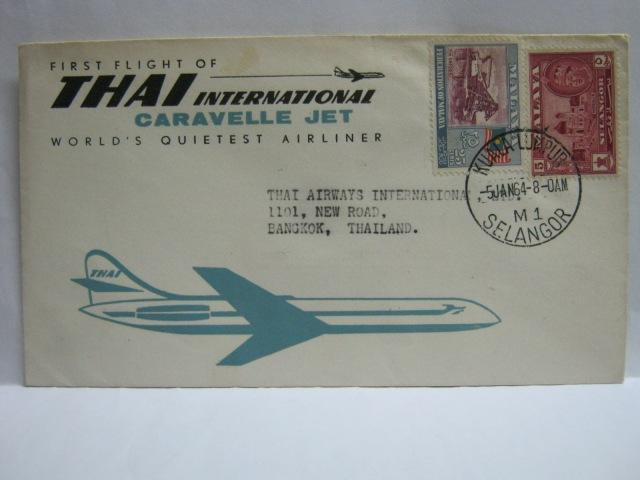 19650105 TG KL - Bangkok