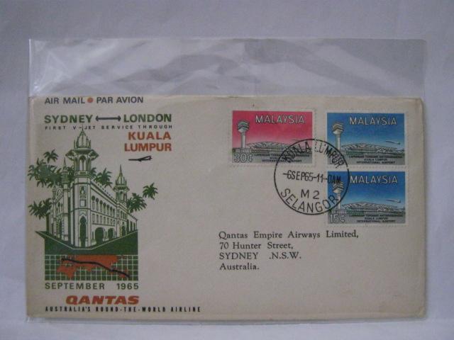 19650906 Qantas KL - Sydney