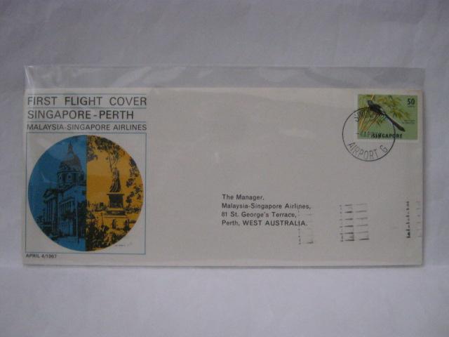 19670404 MSA Singapore - Perth