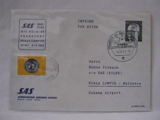 19731106 SAS Frankfurt - KL