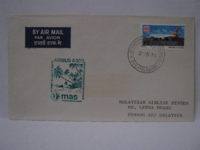19791120 MAS Madras - Penang