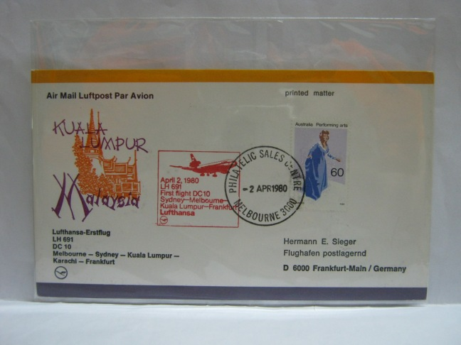 19800402 LH Melbourne - Frankfurt