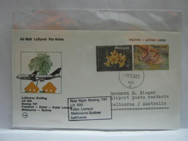 19820201 LH KL - Melbourne