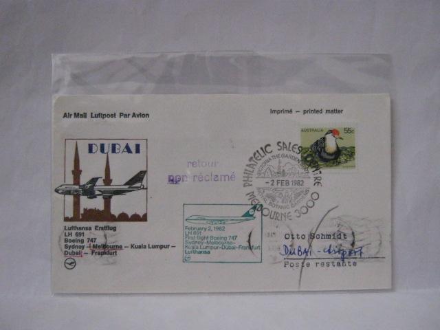 19820202 LH Melbourne - Dubai